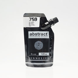 Sennelier Abstract 120ml - Mars Black 759