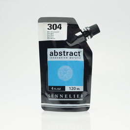 Sennelier Abstract 120ml - Fluorescent Blue 304