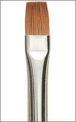 Raphaël Red Sable Wash Brush Series 904 - Size 10