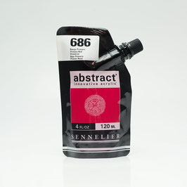 Sennelier Abstract 120ml - Primary Red 686