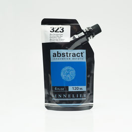 Sennelier Abstract 120ml - Cerulean Blue Hue 323