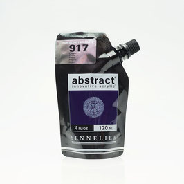Sennelier Abstract 120ml - Purple High Gloss 917B