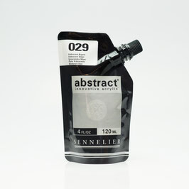 Sennelier Abstract 120ml - Iridescent Silver 029
