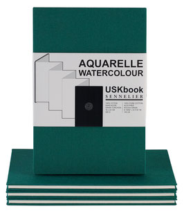 Sennelier Aquarelle Watercolour USK Sketch Book