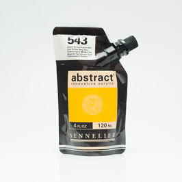 Sennelier Abstract 120ml - Cadmium Yellow Deep Hue 543