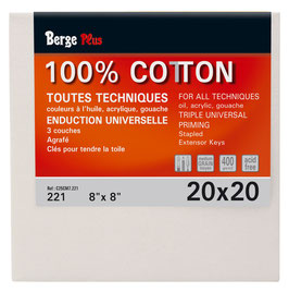 Berge Plus 100% Cotton Canvas
