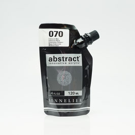 Sennelier Abstract 120ml - Iridescent Black 070