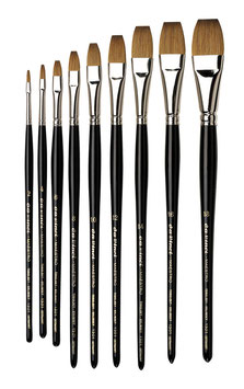 Da Vinci MAESTRO Flat Watercolour Brush - Series 1301