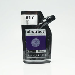 Sennelier Abstract 120ml - Purple 917