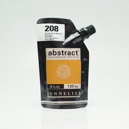 Sennelier Abstract 120ml - Raw Sienna 208