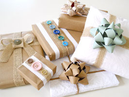 Gift Wrap & Grift Tags