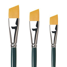 Da Vinci NOVA Synthetic Brush with Slanting Edge -  Series 1373