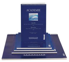 """Sennelier """"Academie"""" Watercolour Pads 27x35cm"""