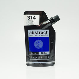 Sennelier Abstract 120ml - Ultramarine Blue 314