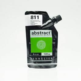 Sennelier Abstract 120ml - Permanent Green Light 811