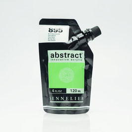 Sennelier Abstract 120ml - Fluorescent Green 895