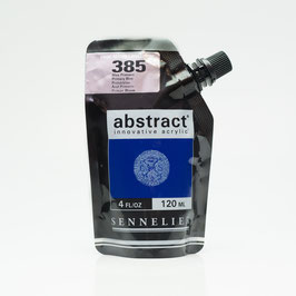 Sennelier Abstract 120ml - Primary Blue High Gloss 385B