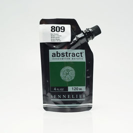Sennelier Abstract 120ml - Hooker's Green 809