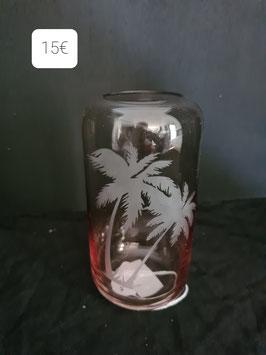 Petit pot palmier