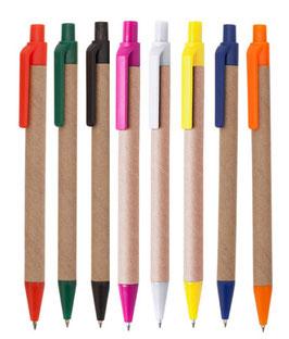 Bolígrafos personalizados Eco