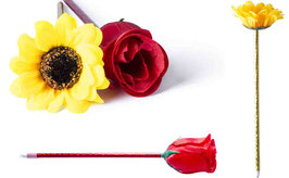 Bolígrafos personalizados Flor