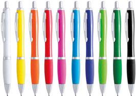 Bolígrafos personalizados Claxon