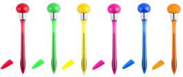 Bolígrafos personalizados Lighty