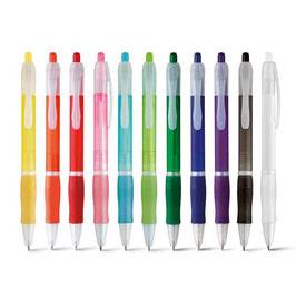 Bolígrafos personalizados Clear
