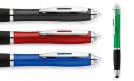Bolígrafo-Táctil personalizado Led