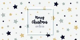 Elegance - Weihnachtskarte Nr. 986