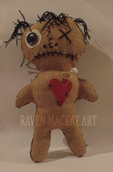 """Walt"" The Voodoo Doll"