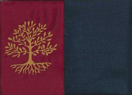Lebensbaum Rot + Marine