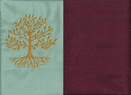 Lebensbaum Hell-Mint + Bordeaux