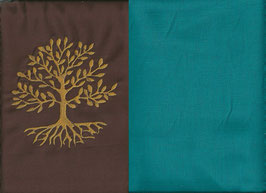 Lebensbaum Braun + Smaragt