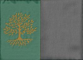 Lebensbaum Mintgrün + Steingrau