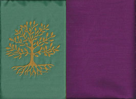 Lebensbaum Mintgrün + Beere