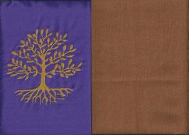 Lebensbaum Lila + Hellrost