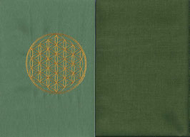 Blume des Lebens Mintgrün + Moosgrün