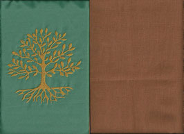 Lebensbaum Mintgrün + Hellrost