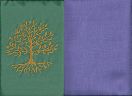Lebensbaum Mintgrün + Flieder