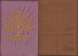 Lebensbaum Altrosa + Hellrost