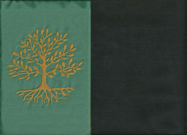 Lebensbaum Mintgrün + Schokobraun