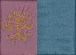 Lebensbaum Altrosa + Schwedenblau