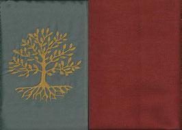 Lebensbaum Grau + Rostrot