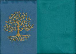 Lebensbaum Blau + Smaragt