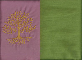Lebensbaum Altrosa + Pistazie