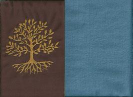 Lebensbaum Braun + Schwedenblau