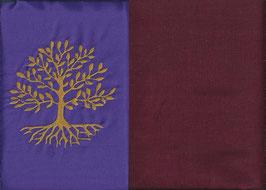 Lebensbaum Lila + Bordeaux
