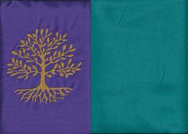 Lebensbaum Lila + Smaragt