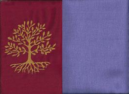 Lebensbaum Rot + Flieder